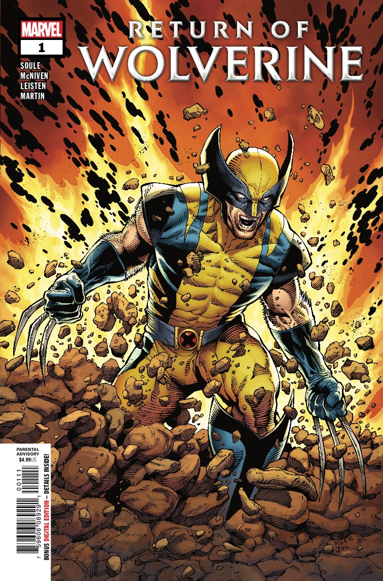 'Return of Wolverine' #1 review: A strong statement on why Wolverine is great