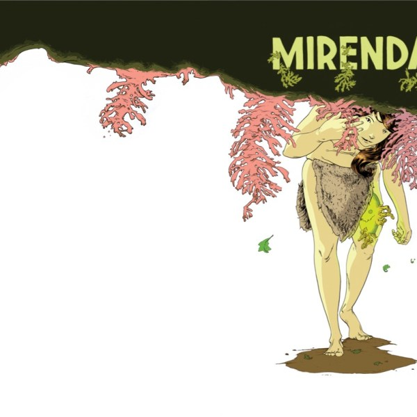 """A comic about a jungle woman who gets a demon stuck in her leg"": An interview with 'Mirenda' artist Grim Wilkins"