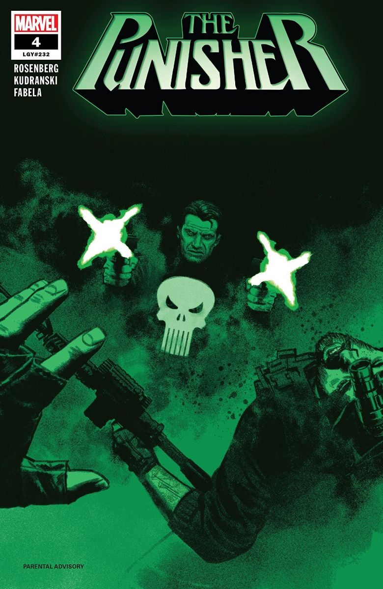 Marvel Preview: Punisher #4