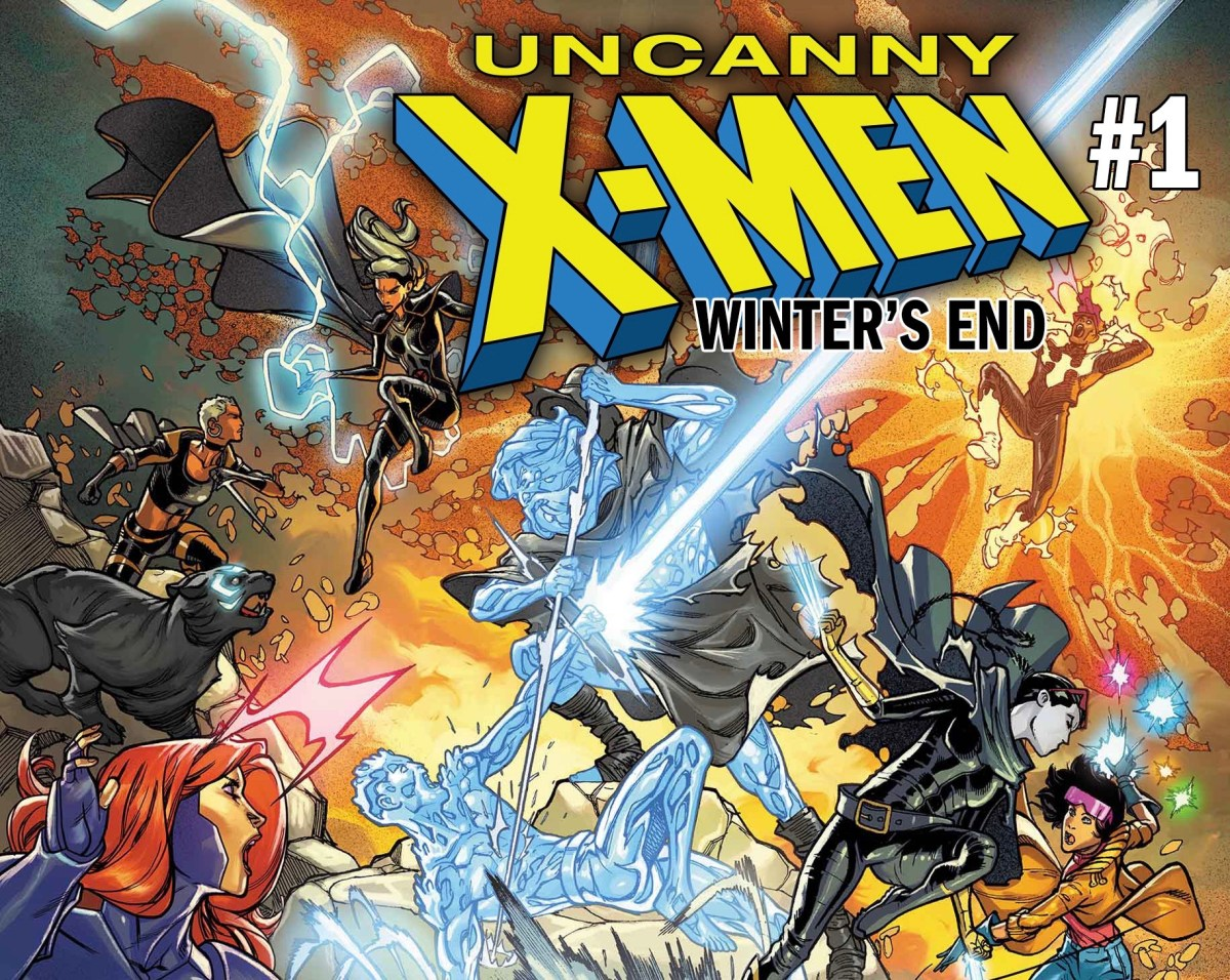 [EXCLUSIVE] Marvel Preview: Uncanny X-Men: Winter's End #1