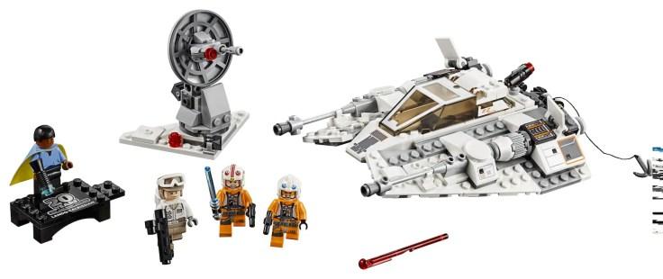 75259 Star Wars Snowspeeder-20th Anniversary Edition