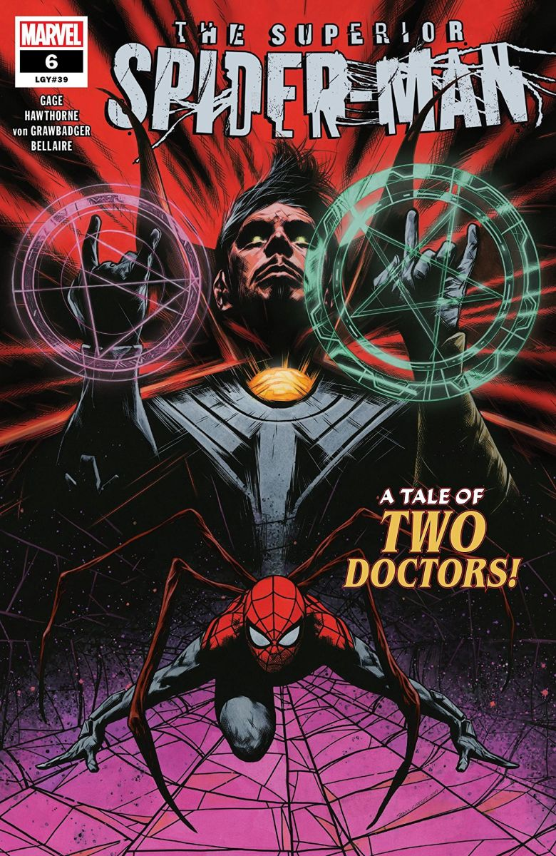Marvel Preview: The Superior Spider-Man #6