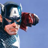 Marvel Comics First Look: Mark Russell joins Kurt Busiek in Captain America: Marvels Snapshot #1