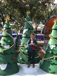 Seaworld San Antonio Christmas Celebration