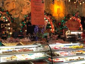 historic market square San Antonio food Mi Tierra Bakery