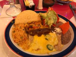 Special Mexican Dinner mi tierra historic market square san antonio texas