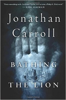 Bathing the Lion cover