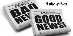 Good news versus Bad news. Which do you like to hear first? In this podcast we will study the Good news and the Bad news that Jesus preached about in Luke chapter 4. Click through to visit Irvington Bible Baptist Church