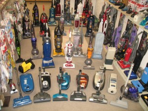 vacuums, cleaning