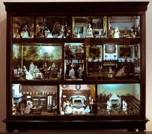 dollhouse, history, DIY, handmade, crafts, craftsmanship,