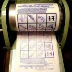 mimeograph, 1950's, 1960's, nostalgia