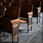 1950's, 1960's, movie theater, seats, nostalgia