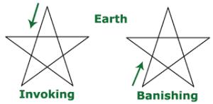 Earth Pentagram