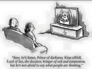 Occult Cartoon