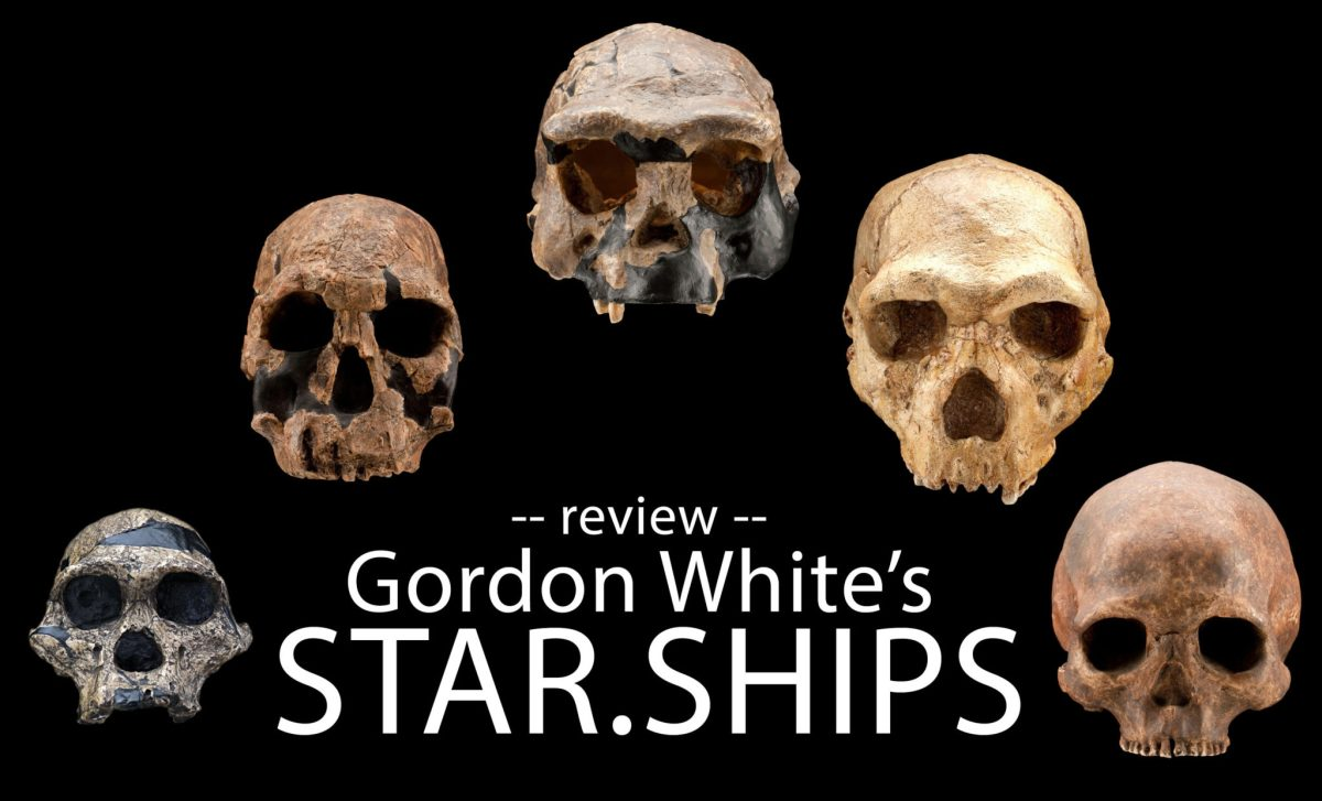 REVIEW: STAR.SHIPS by Gordon White