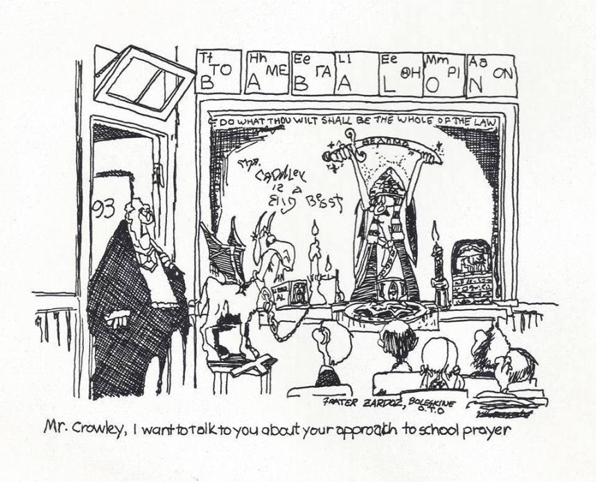 Crowley Teacher