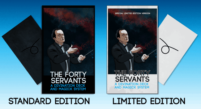 The Forty Servants Box