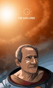 The Explorer - Forty Servants