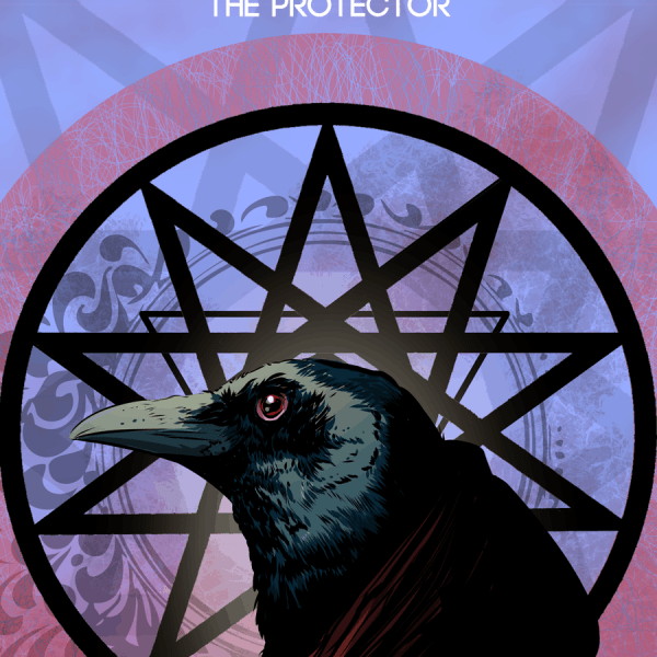 The Protector - The Forty Servants