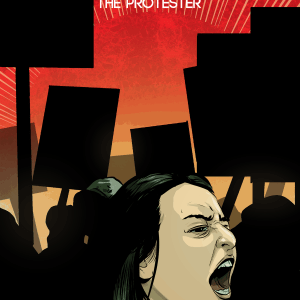 The Protester - The Forty Servants