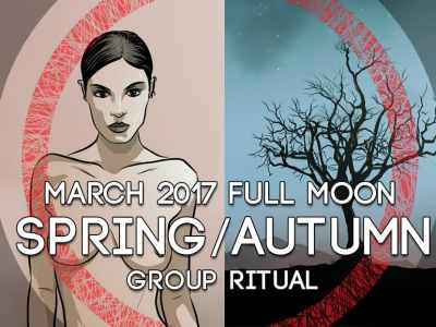 March full moon ritual