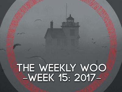 The weekly woo