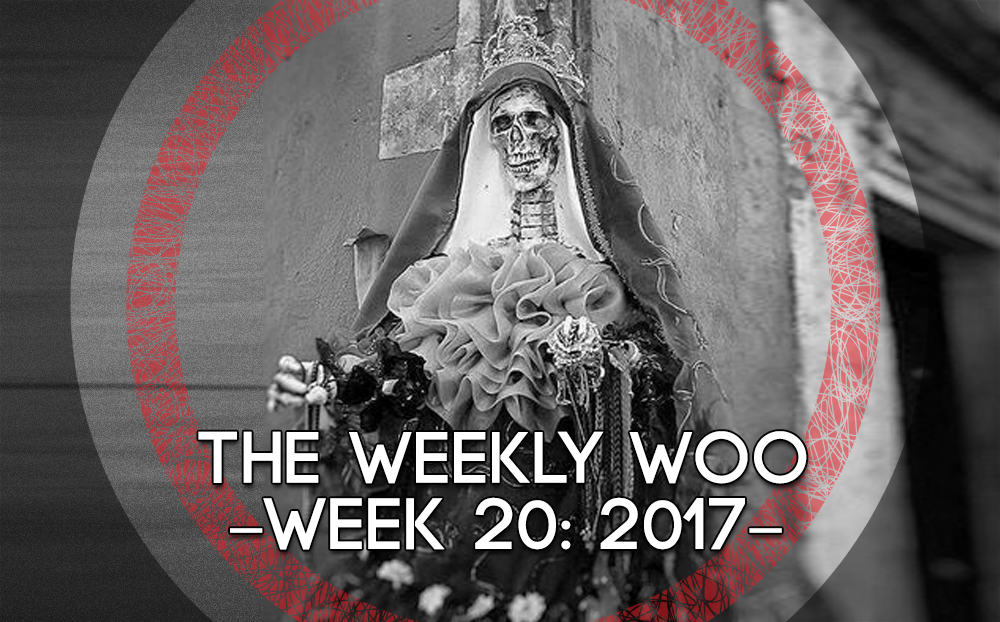THE WEEKLY WOO – Week 18: 2017