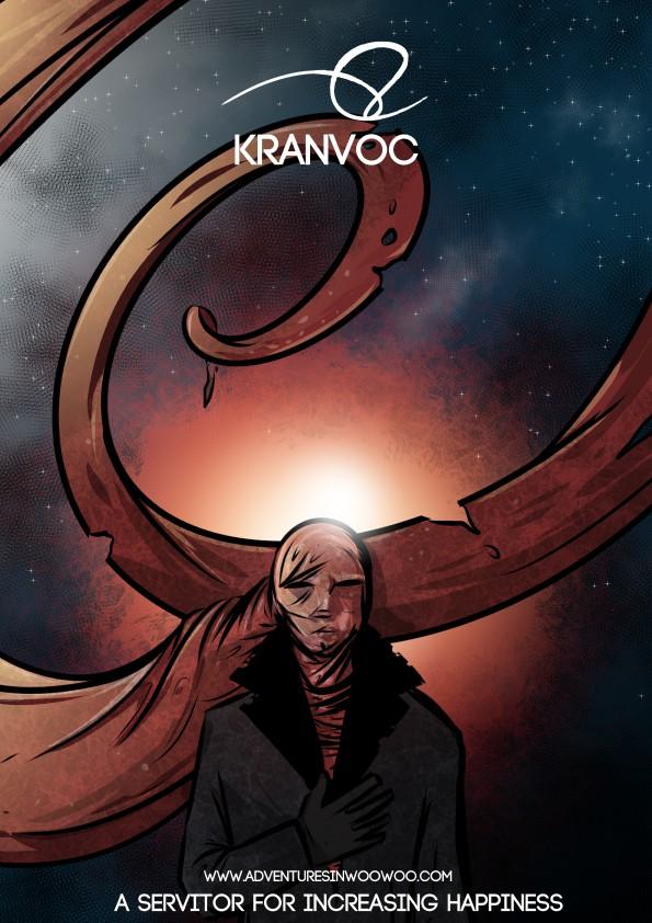 Kranvoc - The Four Devils