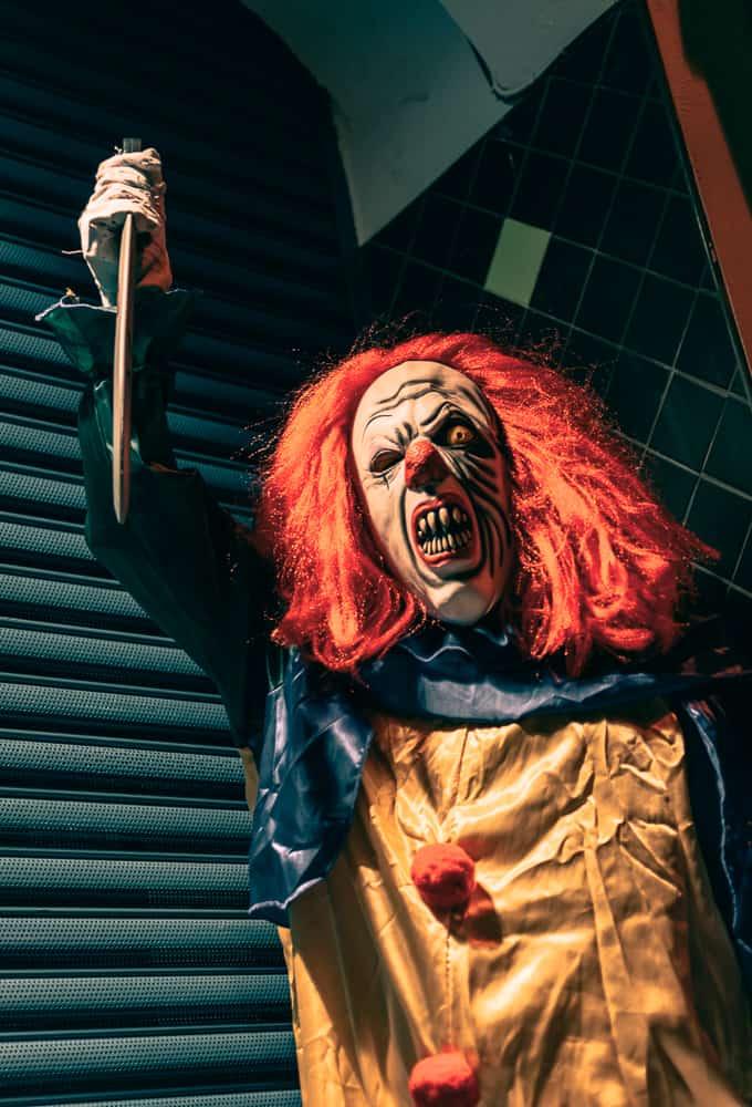 Tommie Kelly - Killer Clown