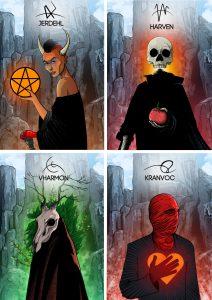 Four Devils 2021