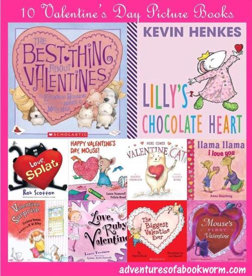 10 Valentines Day Picture Books Adventures Of A Bookworm