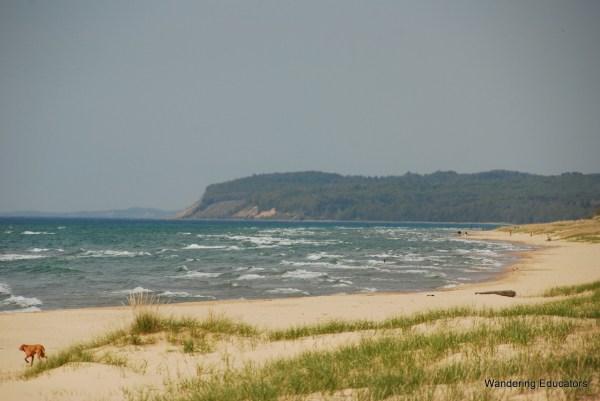 @Jessie Voigts. Sleeping Bear Dunes, Michigan