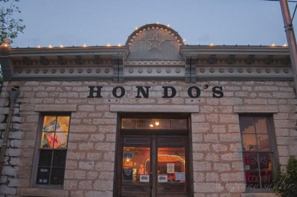 Hondos Fredericksburg Texas @PennySadler 2015