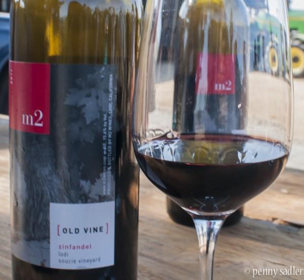 Wine Bloggers Meet in Lodi, California Wine Region