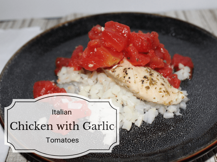 If you need a quick, easy, and kid-friendly weeknight dinner, look no further than this Italian Chicken with Garlic Tomatoes