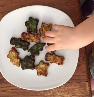 dr. Praeger's Veggie Littles make it so easy to get your children to eat their vegetables. With great taste and fun shapes, your kids will love them, and you will love the healthy ingredients!