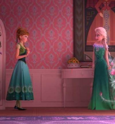 Frozen Fever Trailer Now available