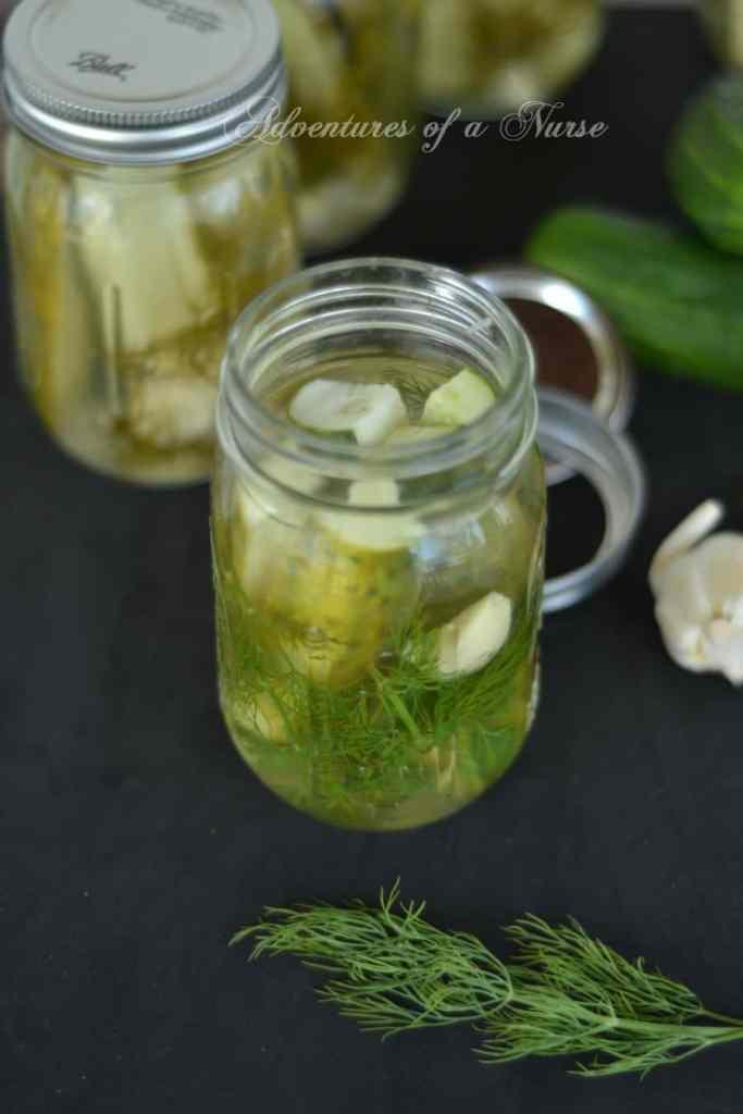 garlic pickles 1