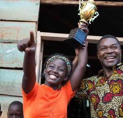 QUEEN OF KATWE opening in theatres everywhere this Friday, September 30th