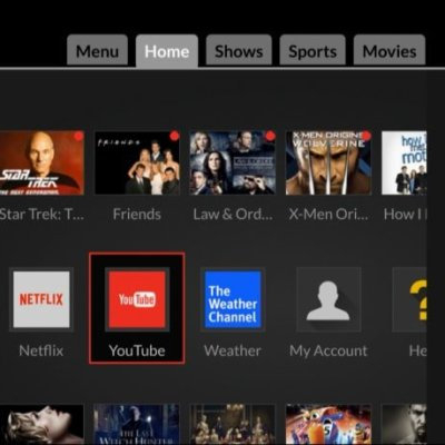 YouTube app now available on DISH's Hopper 3