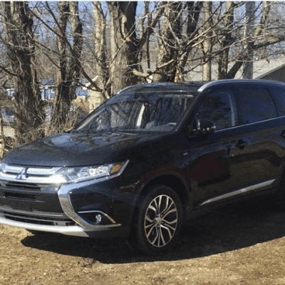 My Adventure with the 2018 Mitsubishi Outlander Sport