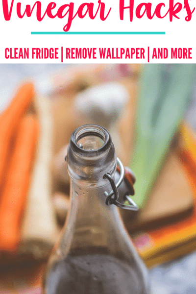 The Best Vinegar Cleaning Hacks