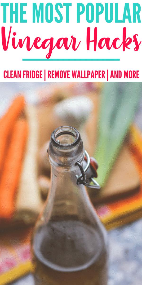 The Best Vinegar Cleaning Hacks