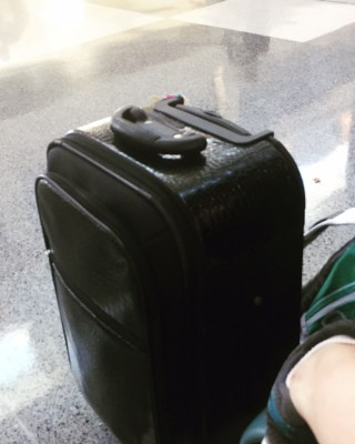 luggage packed and ready to go for our trip to Raleigh NC. Learn of all the things we eat, see and do while exploring Raleigh, nc.
