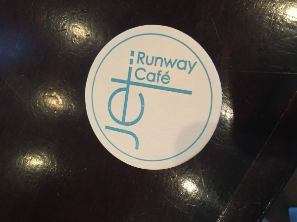 jet runway coaster from jet runway cafe in fort lauderdale florida