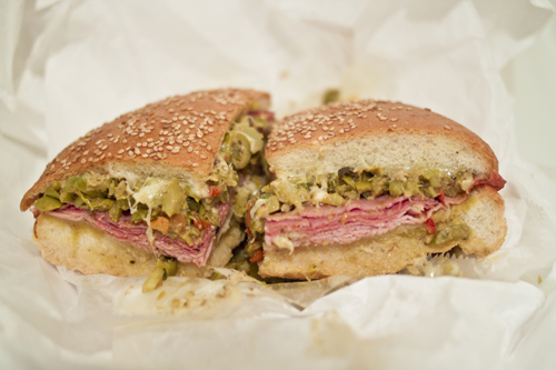 Taste all the top foods like a muffuletta here in New Orleans on a food tour. This walking tour will take you to some of the top restaurants and stores in New Orleans to experience all of what New Orleans has to offer.