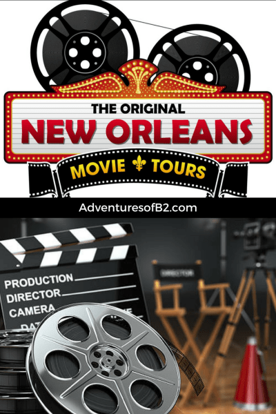 New Orleans Movie tours