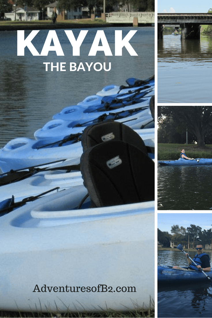Date Night Idea | Kayaking Date