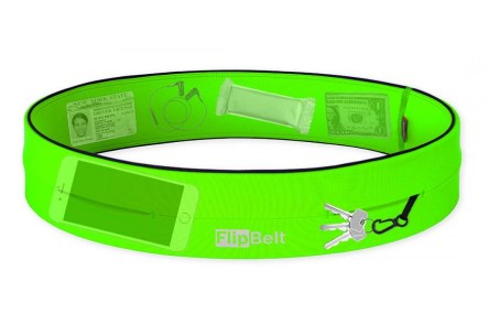 belt for athletes that holds phone and cash