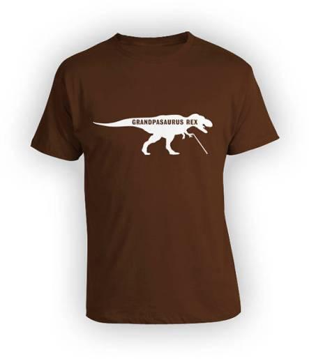 grandpasaurus rex t shirt